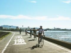 神社めぐりサイクリングメーン写真