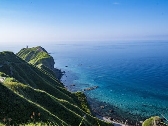 Japan_Hokkaido_Shakotan_Kamui Cape_shutterstock_720684067