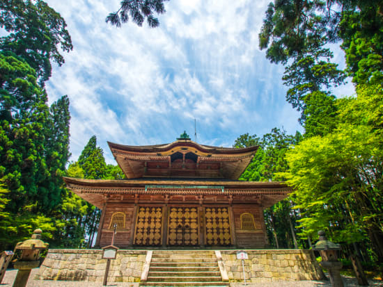 Japan_Kyoto_Shiga_Enryakuji Temple_Mt Hiei_shutterstock_356866775