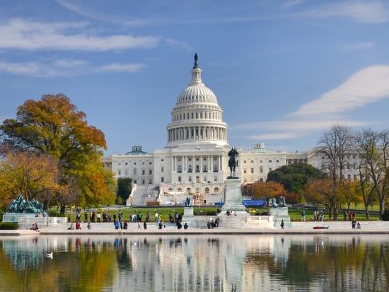 US Capitol Building Autumn_shutterstock_120159808