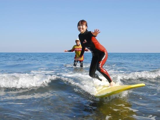 青島サーフィン