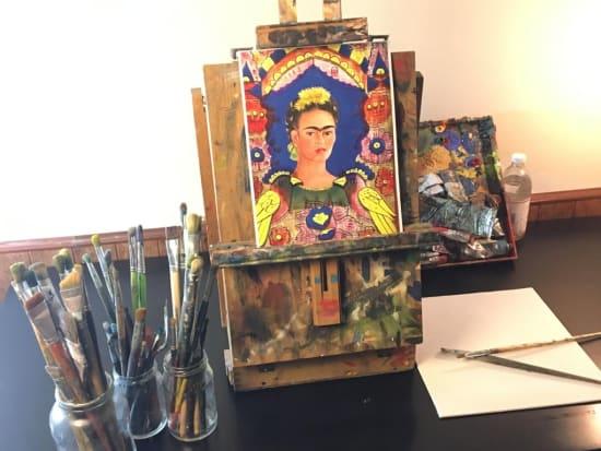 Mexico_MexicoCity_Online_Experiences_Frida_Watercolour2
