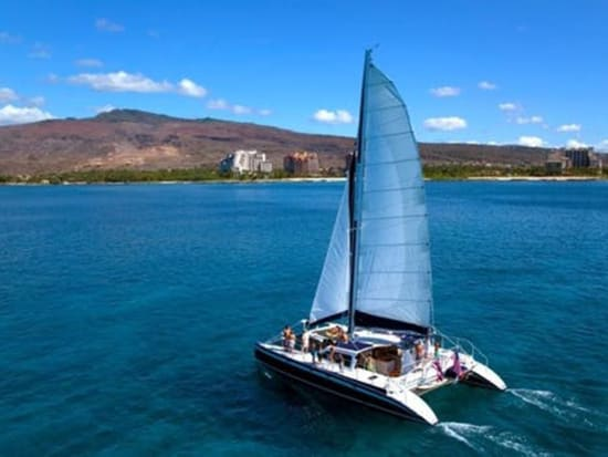 Catamaran-Snorkel-Sail-Morning-Sail-image-1
