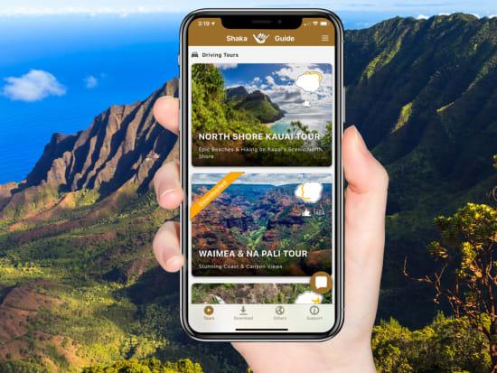 Kauai Handphone Scenery Promo