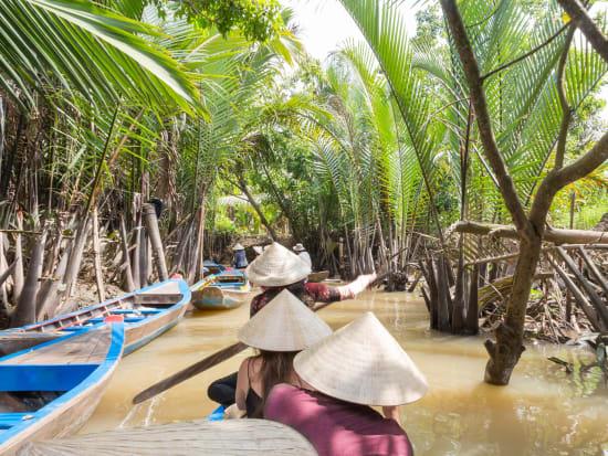 Vietnam_Mekong Delta_River Cruise_shutterstock_533858662
