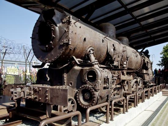 Korea_DMZ_Steam train_shutterstock_287533094