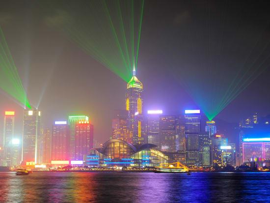 Hong Kong_Symphony of Lights_Victoria Harbour_shutterstock_245929150