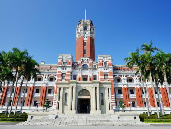 Taiwan_Taipei_Presidential Office_shutterstock_129611207
