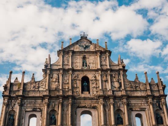 Macau_Ruins St.Paul Church_shutterstock_1013214622