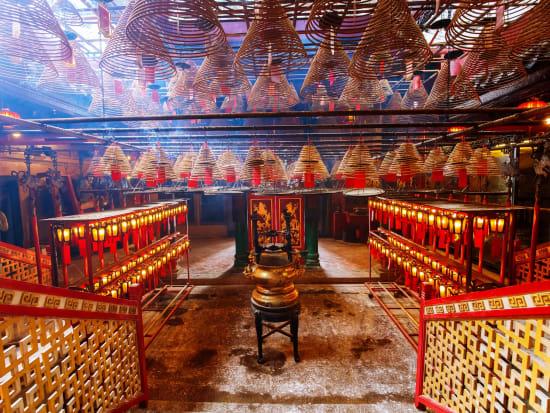 Hong Kong_Man Mo Temple_shutterstock_306658982