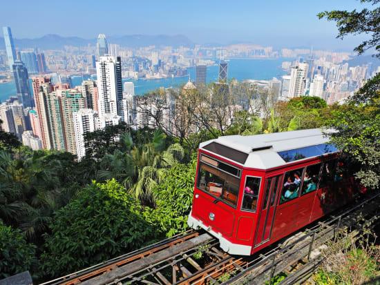 Hong Kong_Peak Tram