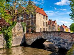 人気のブルージュへ!ベルギー1日観光ツアー<アムステルダム発>   オランダ(オランダ)旅行の観光・オ...