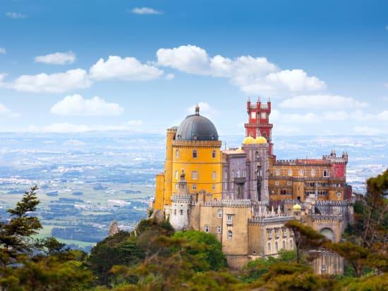 Portugal_Sintra_Palace_da_Pena_Aerial_View_shutterstock_219148864
