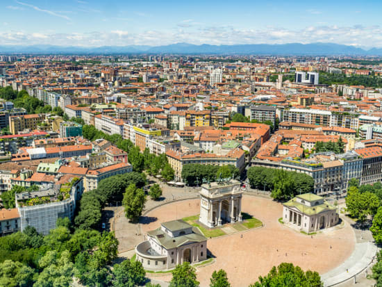 Italy_Milan_View from Torre Branca_shutterstock_688689394
