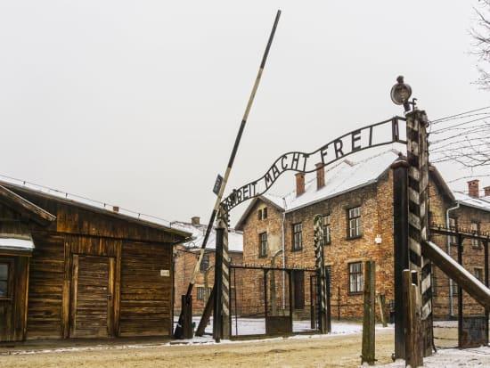 Poland_Auschwitz concentration camp_shutterstock_404379100