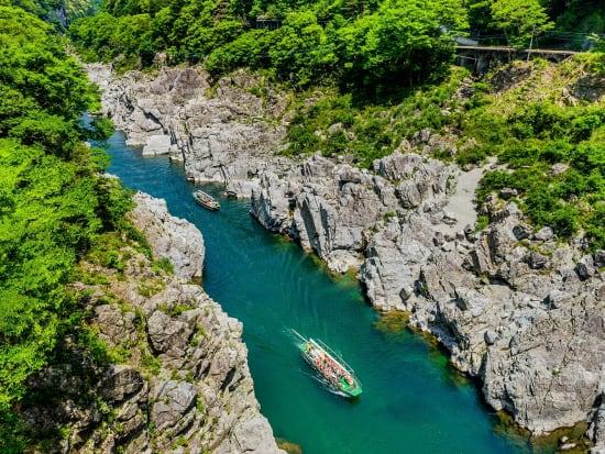 Japan_Tokushima_Oboke Koboke_Canyon_shutterstock_644886226