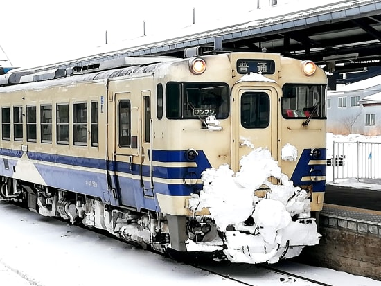 五能線旧型車両(キハ40系)