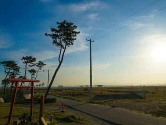 荒浜地区イメージ