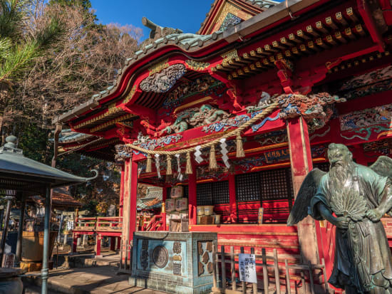 Japan_Tokyo_Mt Takao_ Yakuo-in_pixta_60763457_XL