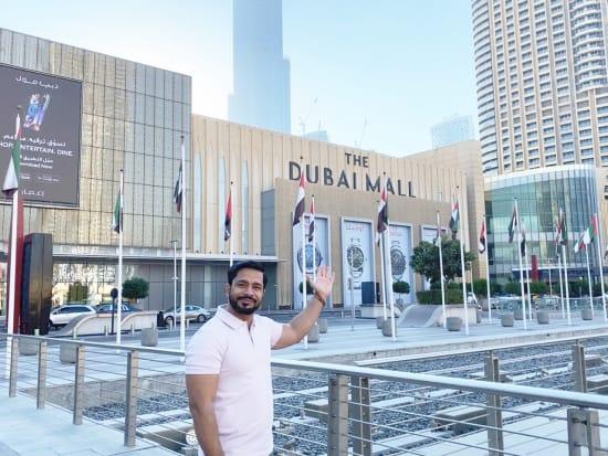 DUBAI MALL 1 -2