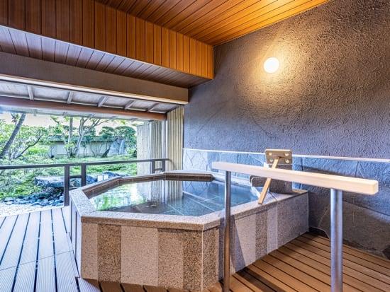 桂川 貸切風呂「八角の湯」イメージ (1)