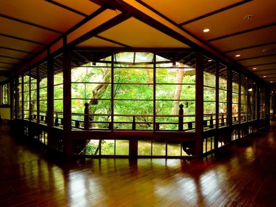湯回廊菊屋 回廊 (1)