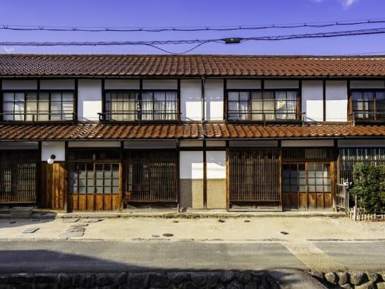 Japan_Tottori_倉吉市打吹玉川伝統的建造物群保存地区_pixta_64455744_M
