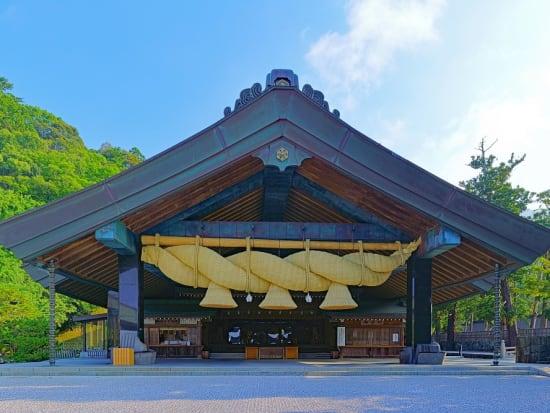 Japan_shimane_izumotaisya_haiden_pixta_43033252_M