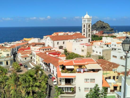スペインの美しい村ガラチコ1