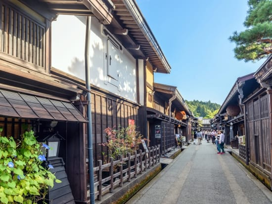 Japan_Gifu_Takayama_Old Town_shutterstock_774479758