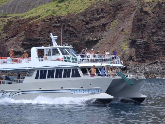 Ocean Cruising 3 - Quicksilver