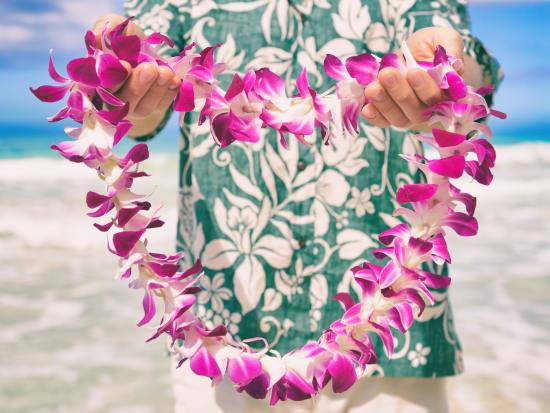 lei_flower_beach_Hawaii_shutterstock_1211411359