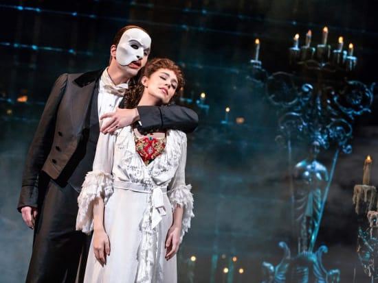 2A-Ben Crawford as The Phantom & Kaley Ann Voorhees as Christine by Matthew Murphy