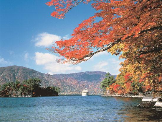 十和田湖 秋