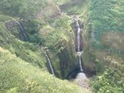Molokai waterfalls