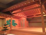Beautiful Noh theater