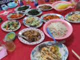 中華の昼食(^v^)