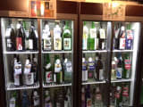 Look at all the sake!!!!