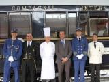 ヴェネツィア駅でオリエント急行とお別れ