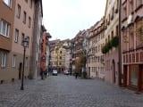 中世の貴族が住んでいた街並み