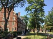 ボストン到着前に立ち寄ったハーバード大学