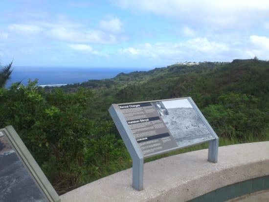 家族利用のケン芳賀によるグアム太平洋戦争戦跡巡りツアーの参加体験談 | グアムの観光・オプショナルツアー専門 VELTRA(ベルトラ)