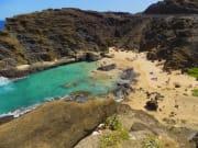 Halona Blowhole Private Beach
