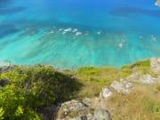 Kamehame Ridge Lookout (Looking down)