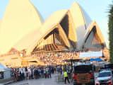シドニーのシンボル、オペラハウス