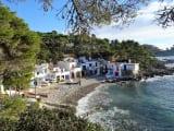 Coastal village on the Costa Brava