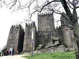 ギマランイスの古城跡