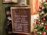 お店の名前 カフェ デ チニータス