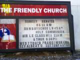 ゴスペル聴く教会