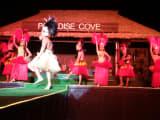 パラダイスコーブポラネシアンダンス